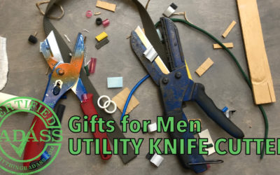 Gifts for Men | Craftsman Utility Knife Cutter Tool Review